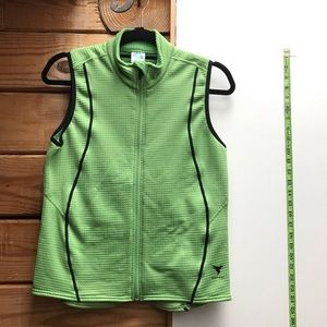 🌸5/$30🌸 Insport Polartec Vest, S, Zip Down, EUC